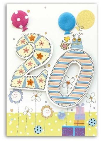 přání ke 20 narozeninám 3D Přání k 20. narozeninám přání ke 20 narozeninám