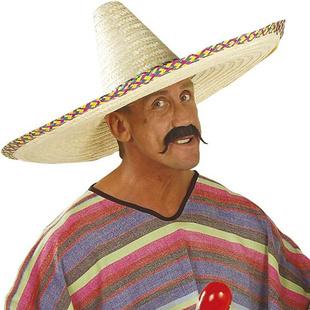 Mexické sombréro - klobouk průměr 65 cm 8ce3280296
