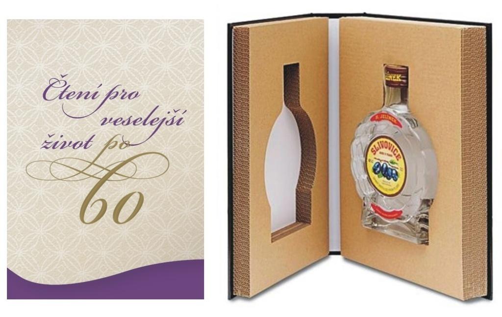 Léčivá kniha - Dárek k 60. narozeninám
