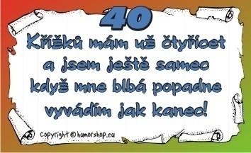 přání ke 40 narozeninám texty Přání k 40. narozeninám pro muže (kartička) přání ke 40 narozeninám texty