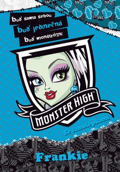 Monster High - Frankie (se samolepkami)