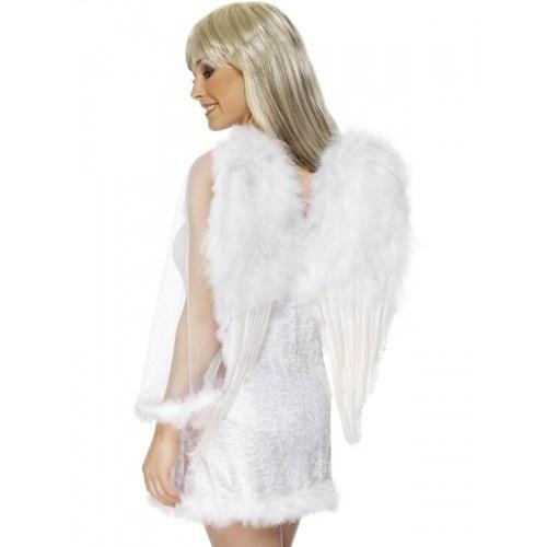 Křídla - Andělská - péřová 60 x 50 cm