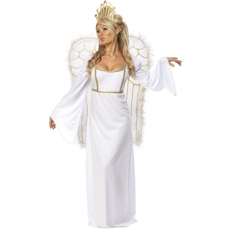 Kostým - Anděl s velkými křídly