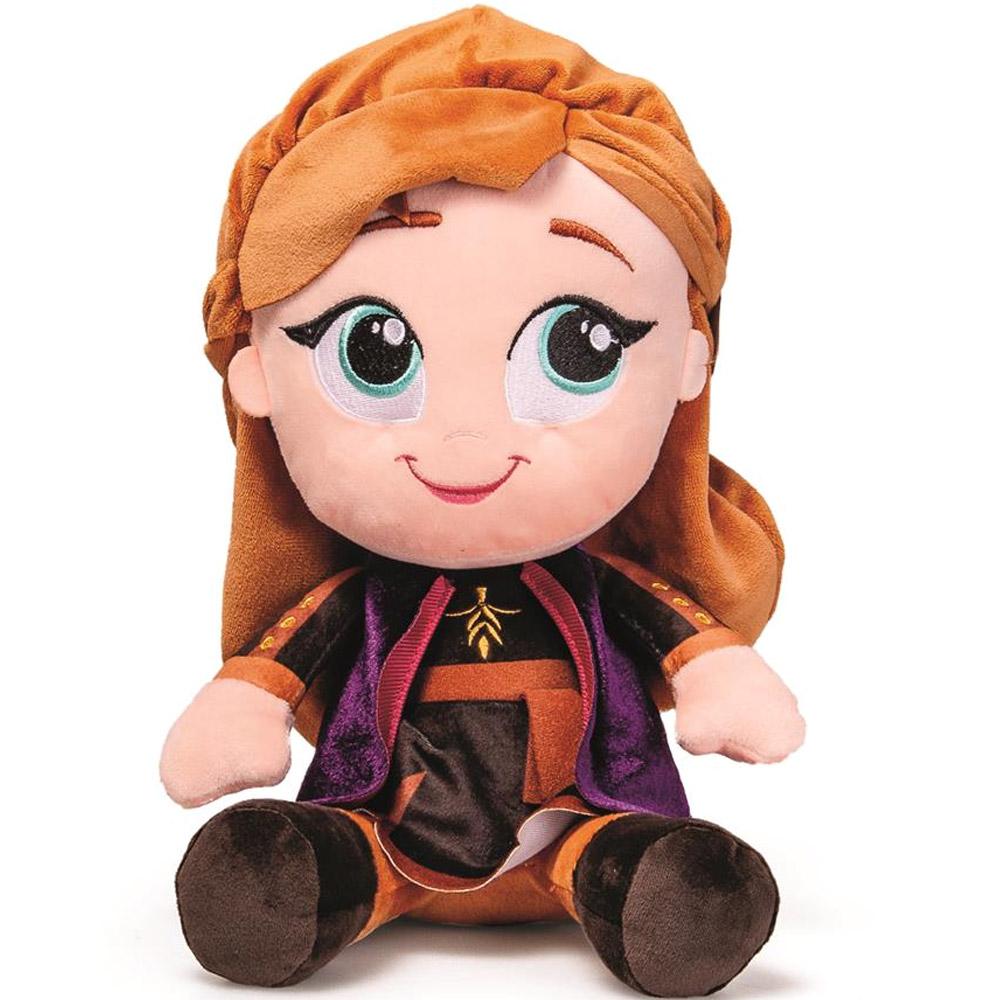 Plyšová panenka Anna Ledové království - 35 cm