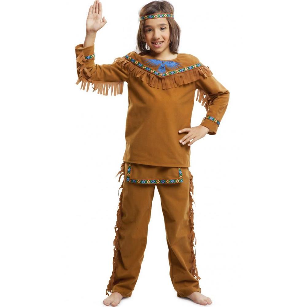 Dětský kostým indiána 14ff4e5124