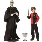 Harry Potter a Voldemort - figurky