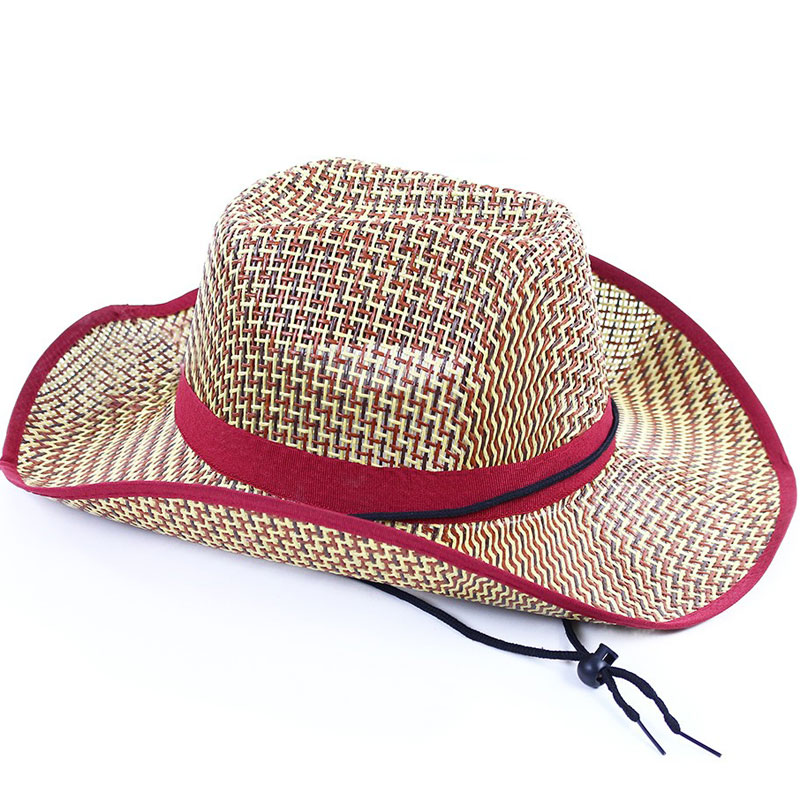 Letní kovbojský klobouk pro dospělé 75331e5c51