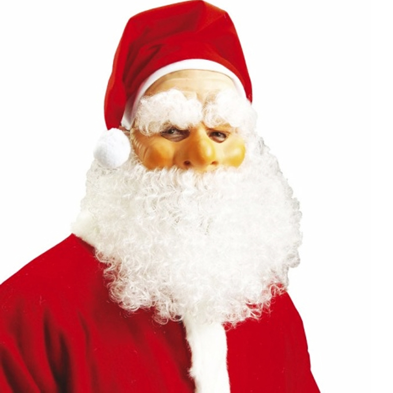 Maska - Santa Claus/Mikuláš