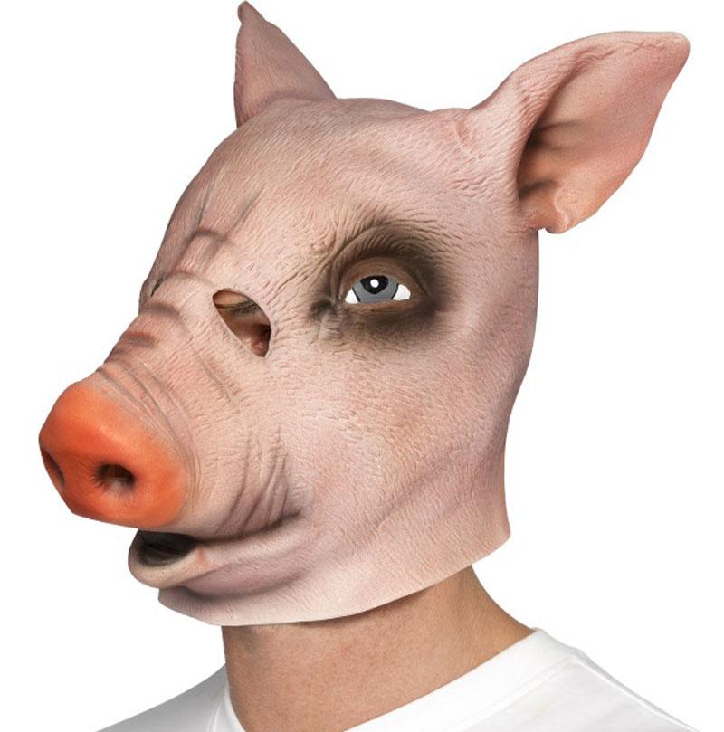 Karnevalov maska prase domc altavistaventures Choice Image
