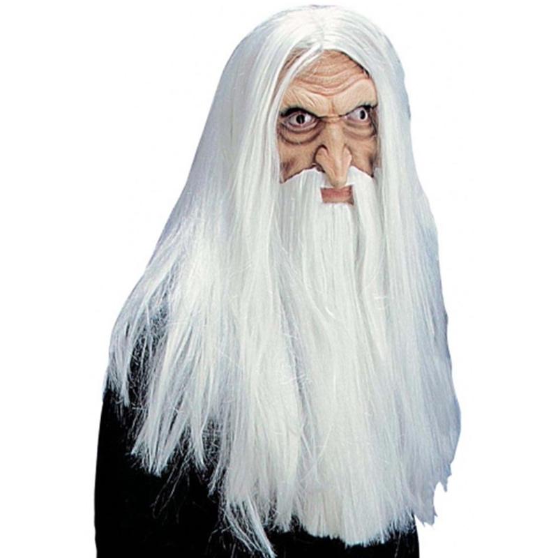 Maska s vlasy - Čaroděj Gandalf