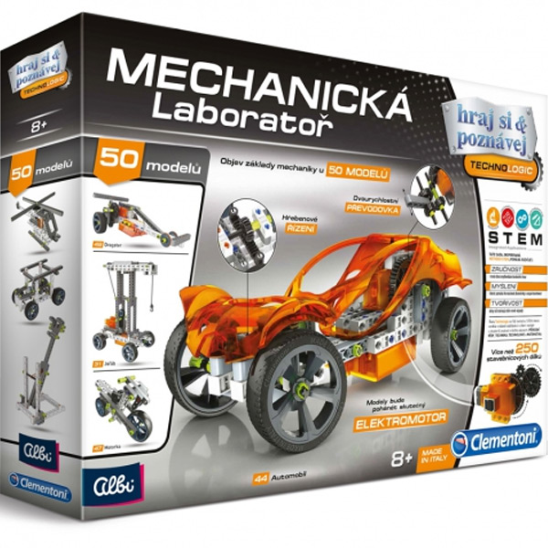 Mechanická laboratoř ALBI