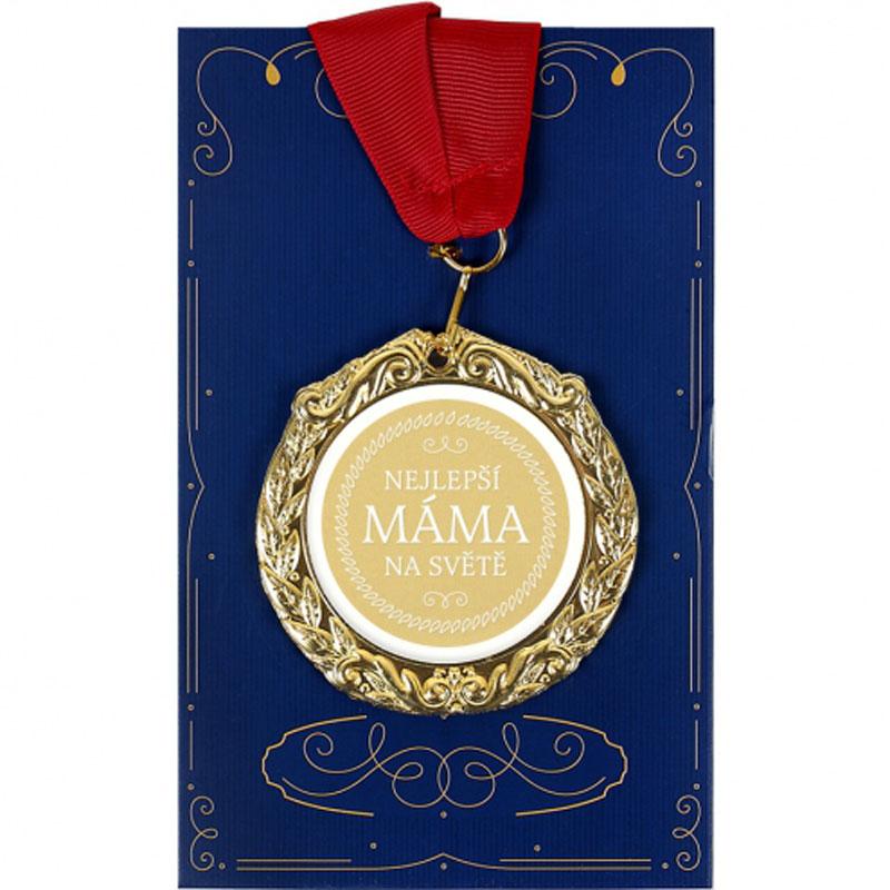 Medaile s přáním - Nejlepší máma na světě