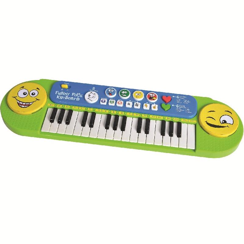 Funny klávesy - piáno