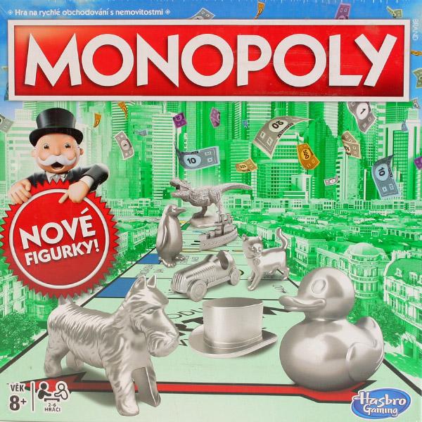 Hasbro Monopoly - nové figurky