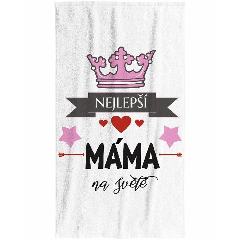 Osuška - Nejlepší máma na světě