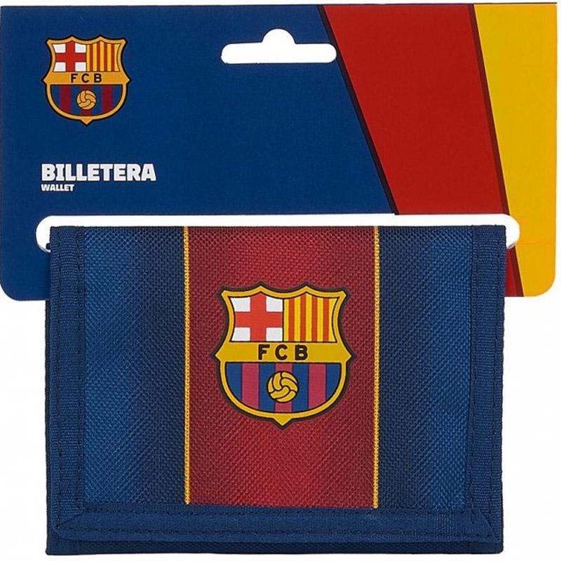 Rozkládací peněženka FC Barcelona 2021