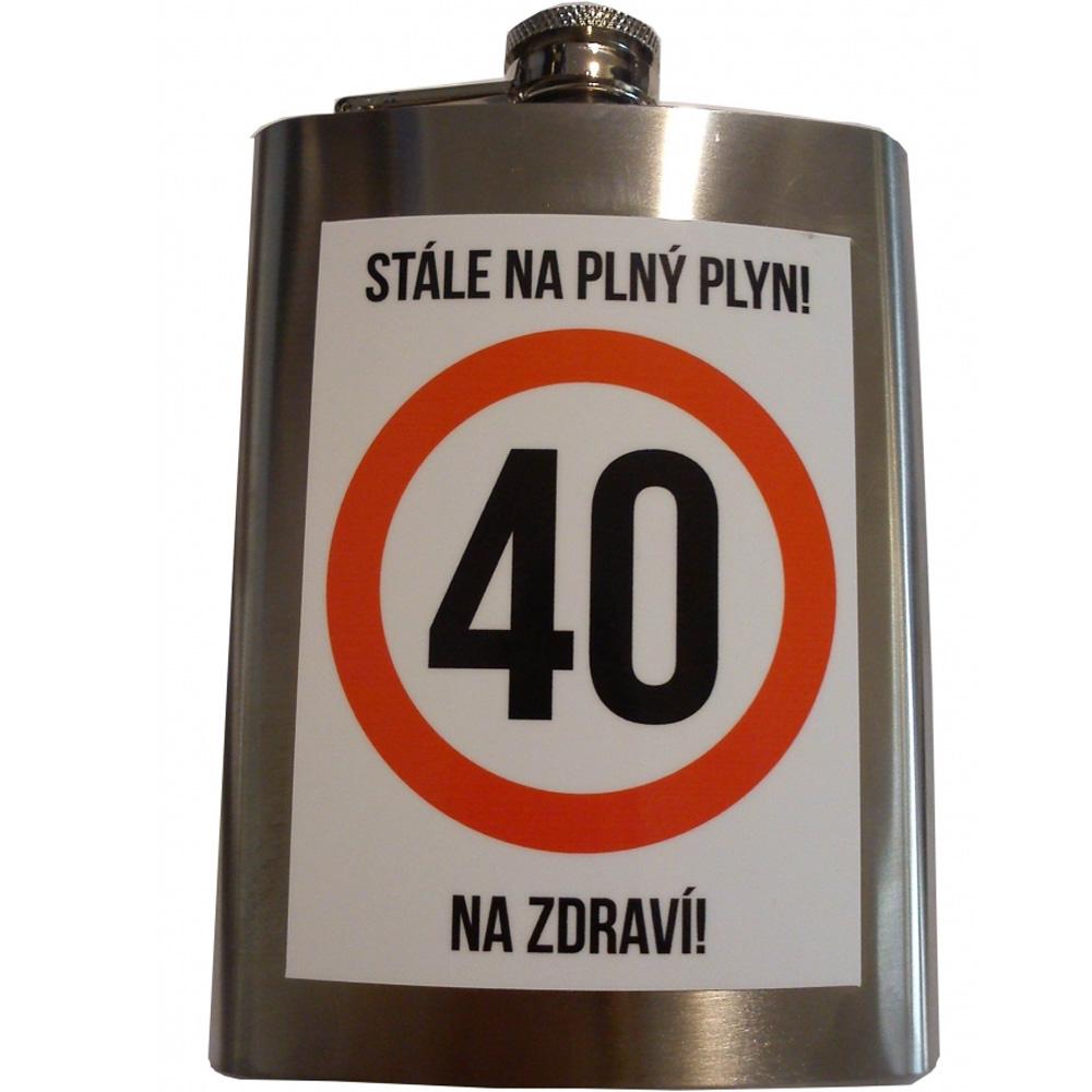 Placatka - Stále na plný plyn 40