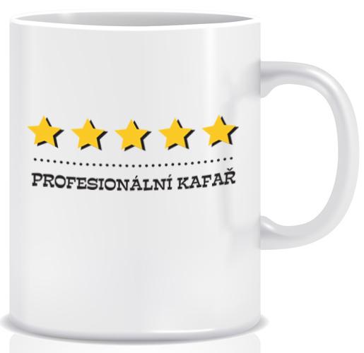 Hrnek na kávu - Profesionální kafař