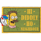 Rohožka Simpsonovi HI DIDDLY HO NEIGHBOUR