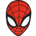 Ručník osuška MARVEL SPIDERMAN FACE 2D