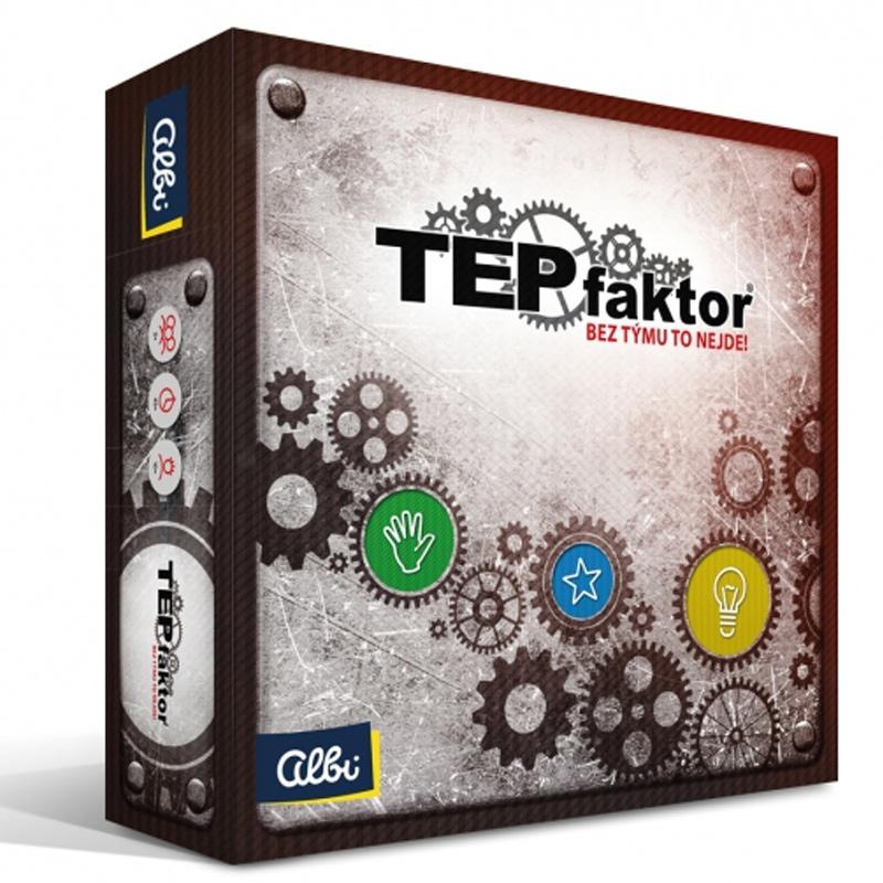 TEPfaktor hra - Bez týmu to nejde