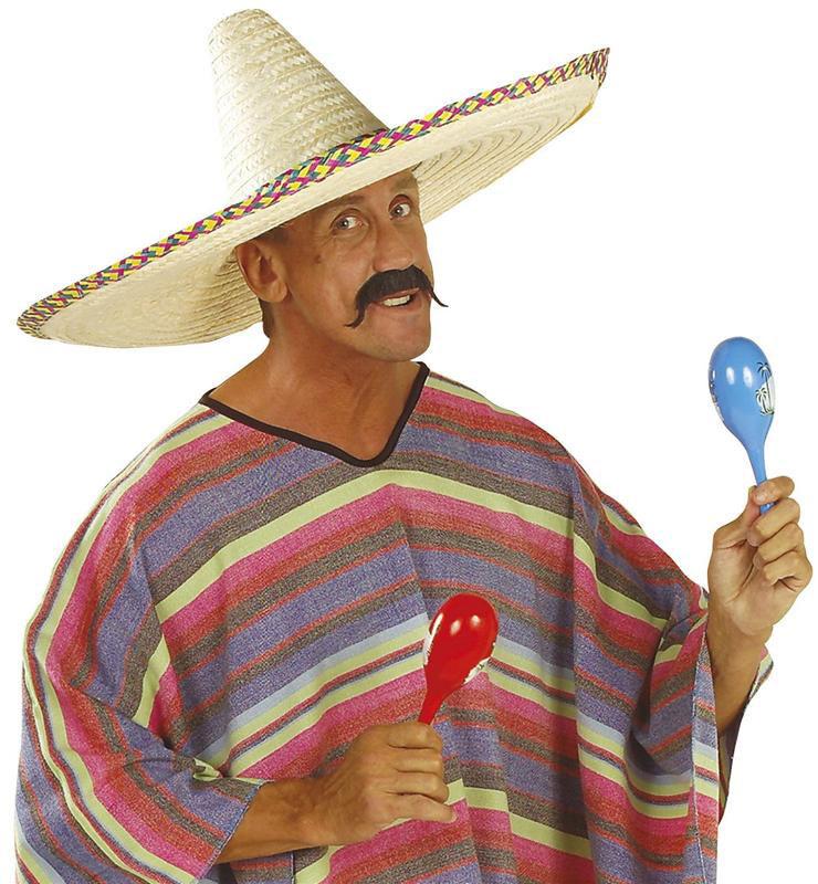 1a68f4d996f Mexické sombréro na párty i třeba na vodu