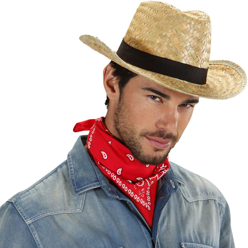 Klobouk slaměný Texas kovboj. 1 5a3ad117f0